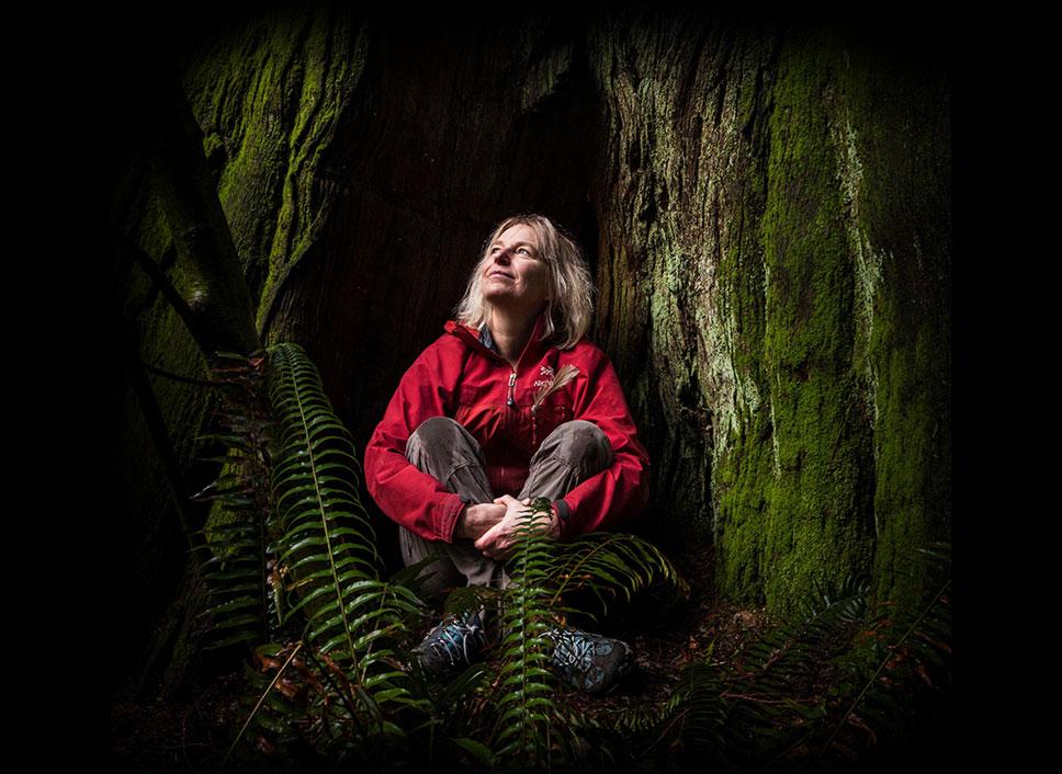 Photo of Suzanne Simard